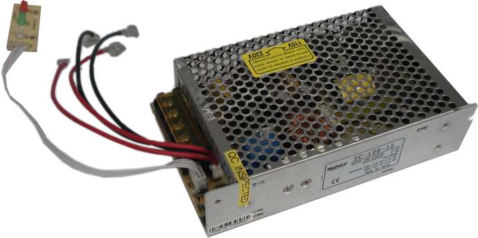 13.8V 120W UPS power supply