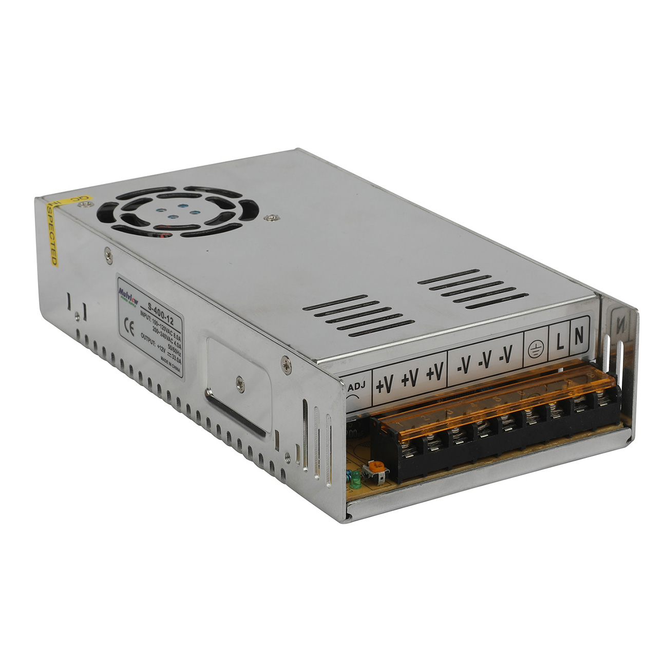400W single output switching power supply
